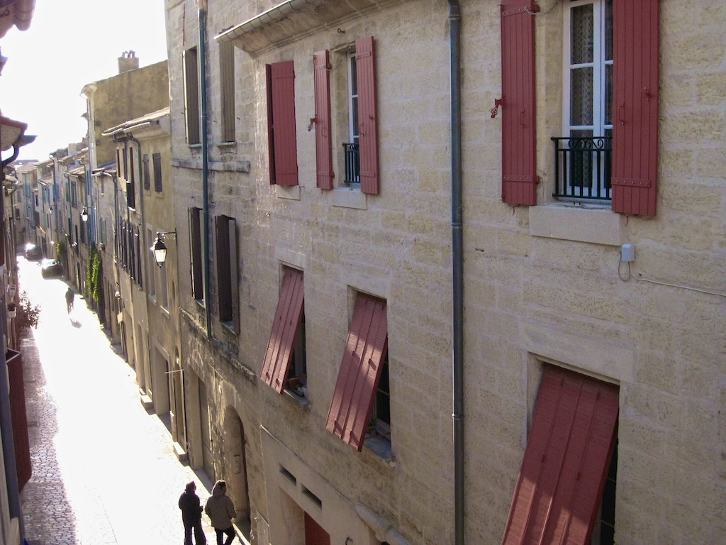 Rue du Grande Bourgade, Uzes, Languedoc Rousillon, France
