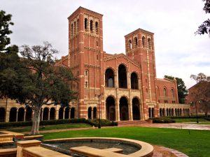 Royce Hall UCLA, California