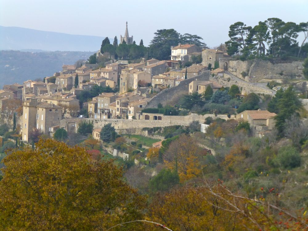 Bonnieux, Luberon, Provence, France