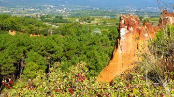 Exploring Roussillon, Luberon, Provence
