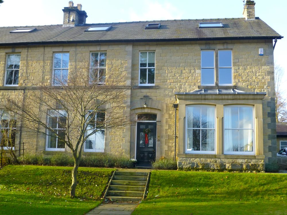 An English Home, North Yorkshire, Christmas 2012