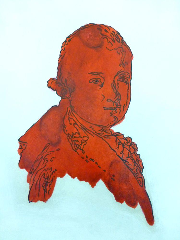 Wolf Gang Amadeus Mozart, born in Salzburg, Austria