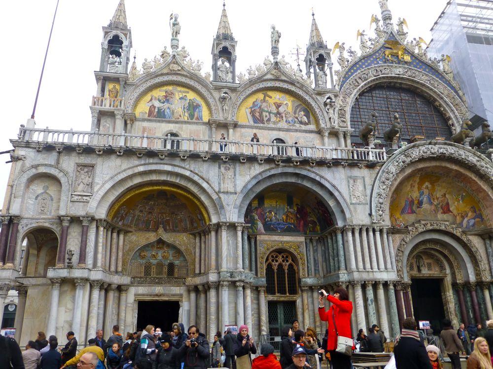 St Mark's Basilica Venice, Italy