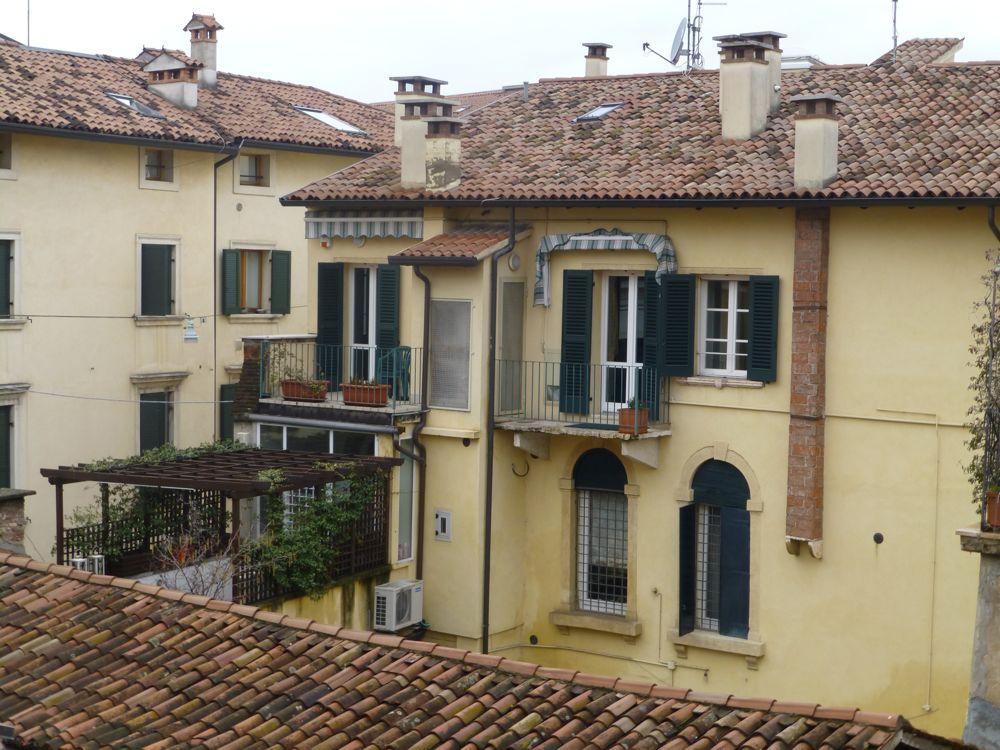 View from Relais Ristori Verona