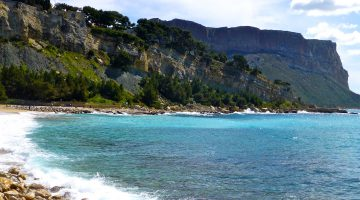 Cassis, Mediterranean coast, Var, Provence, France
