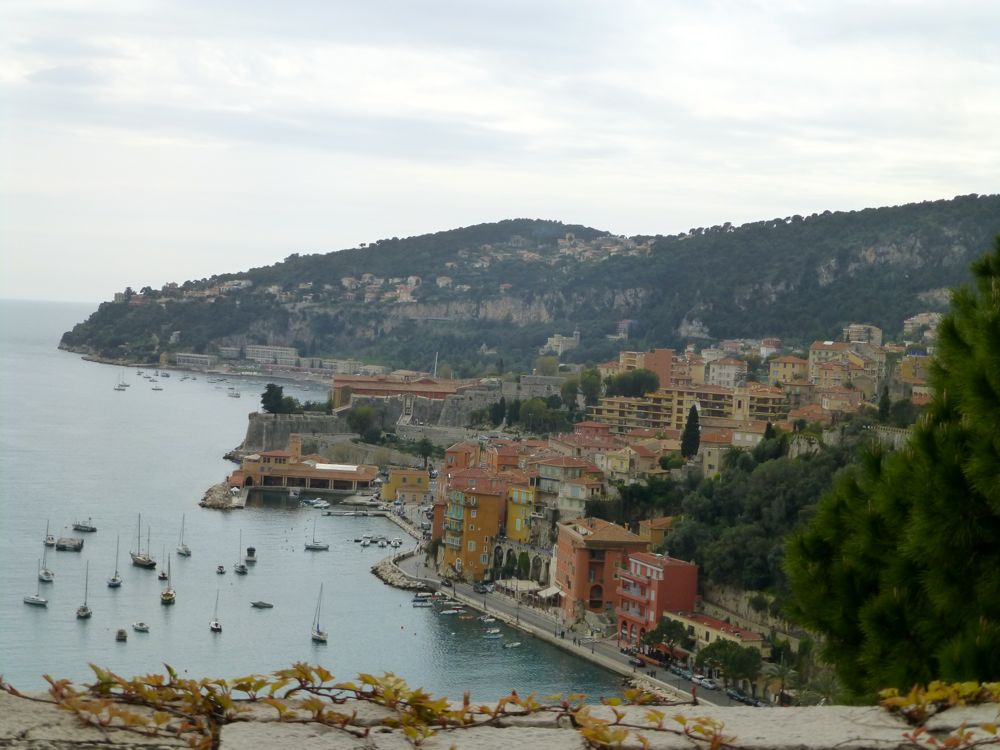 French Cote D'Azur