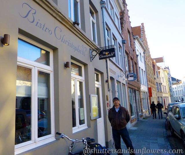 Bistro Christophe, Bruges,Belguim