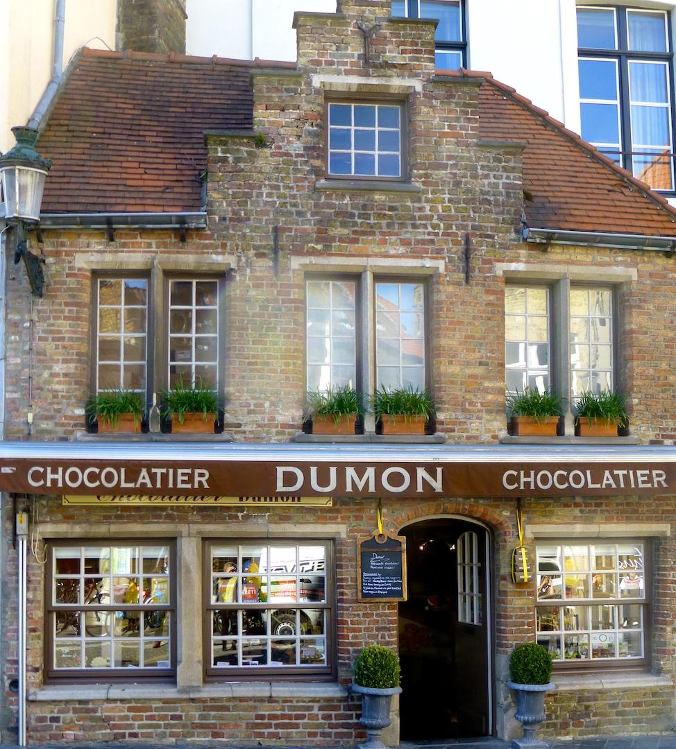 Chocolatier, Bruges, Belgium