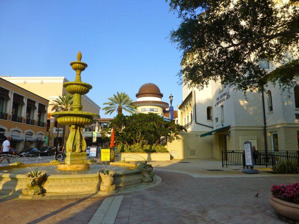City Place, West Palm Beach, Florida, USA