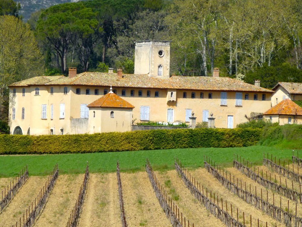Domaine near Lourmarin, Luberon Provence, France