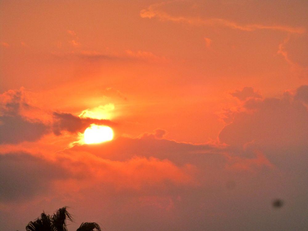 Florida Sunset, West Palm Beach, Florida, USA