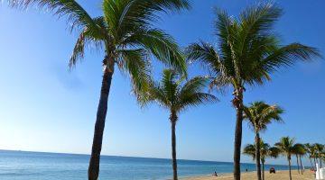 Fort Lauderdale Beach, Florida, USA
