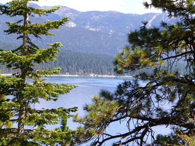 Lake Tahoe, California 4th July
