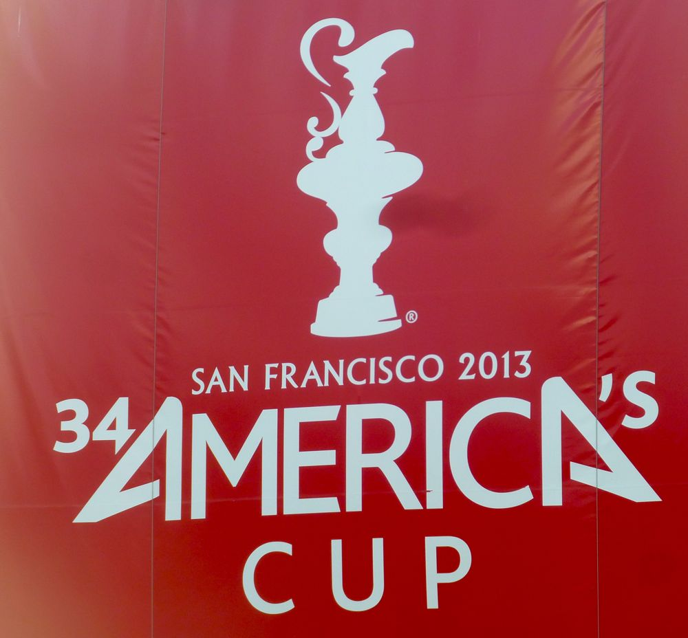 The 34th America's Cup 2013, in San Francisco