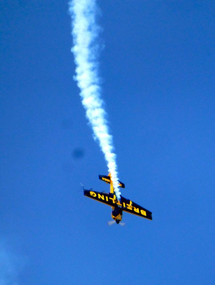 Aerobatic World Champion at Reno Air Races 2