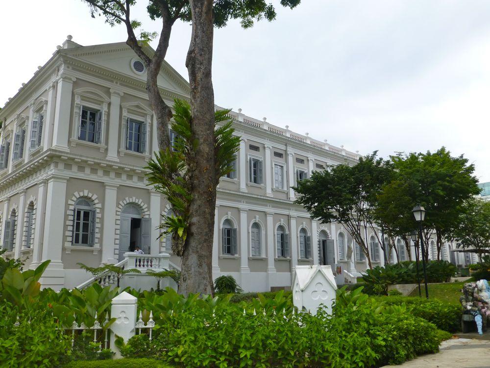 Natonal Museum of Singapore