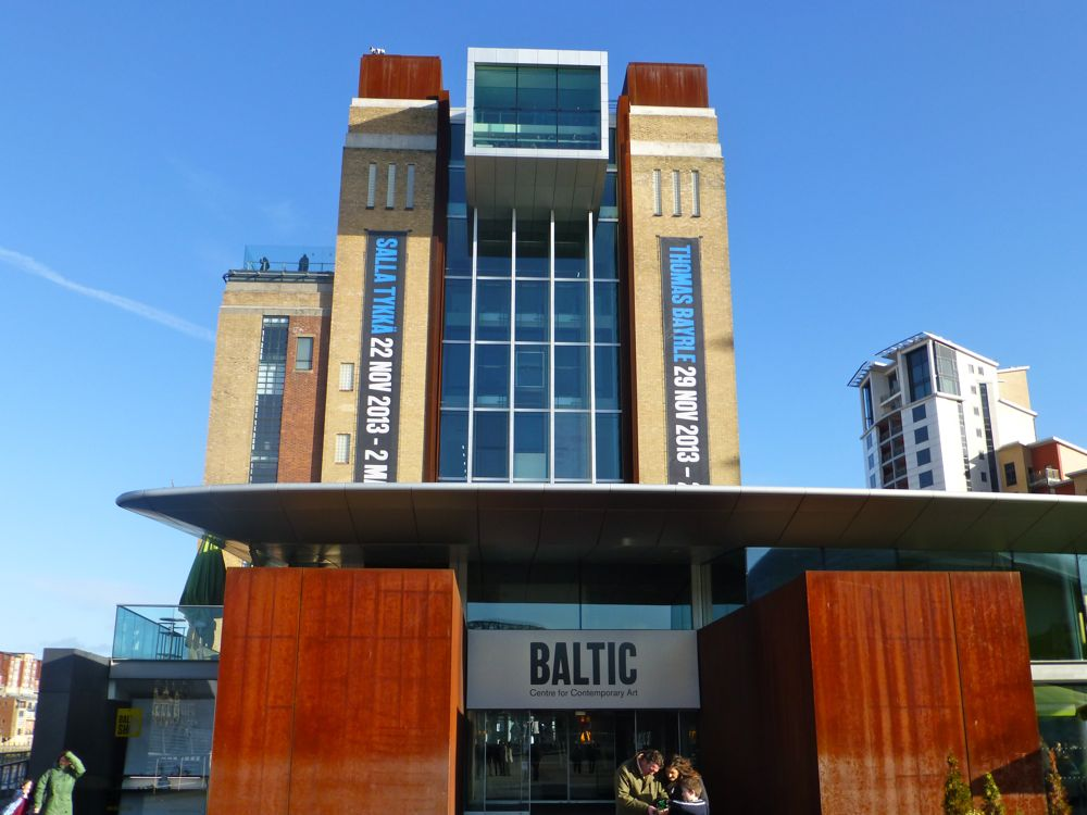 Baltic Museum, Quayside, Newcastle-on-Tyne, UK