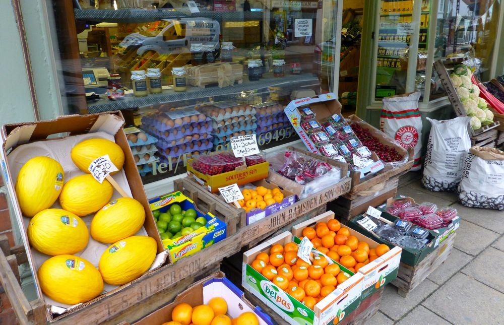 Malton Green Grocer