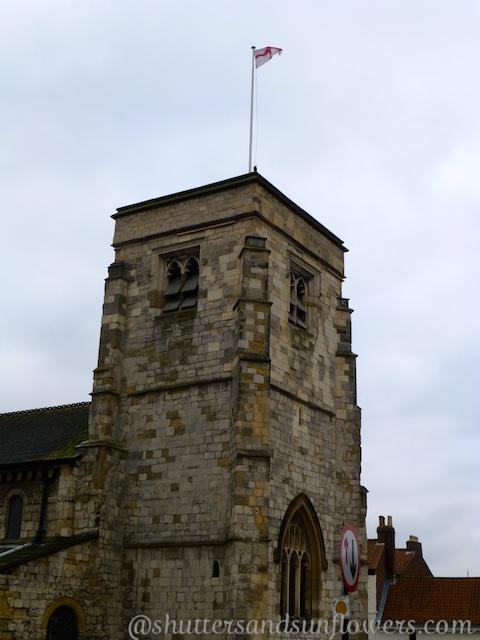 Malton Church, North Yorkshire,England