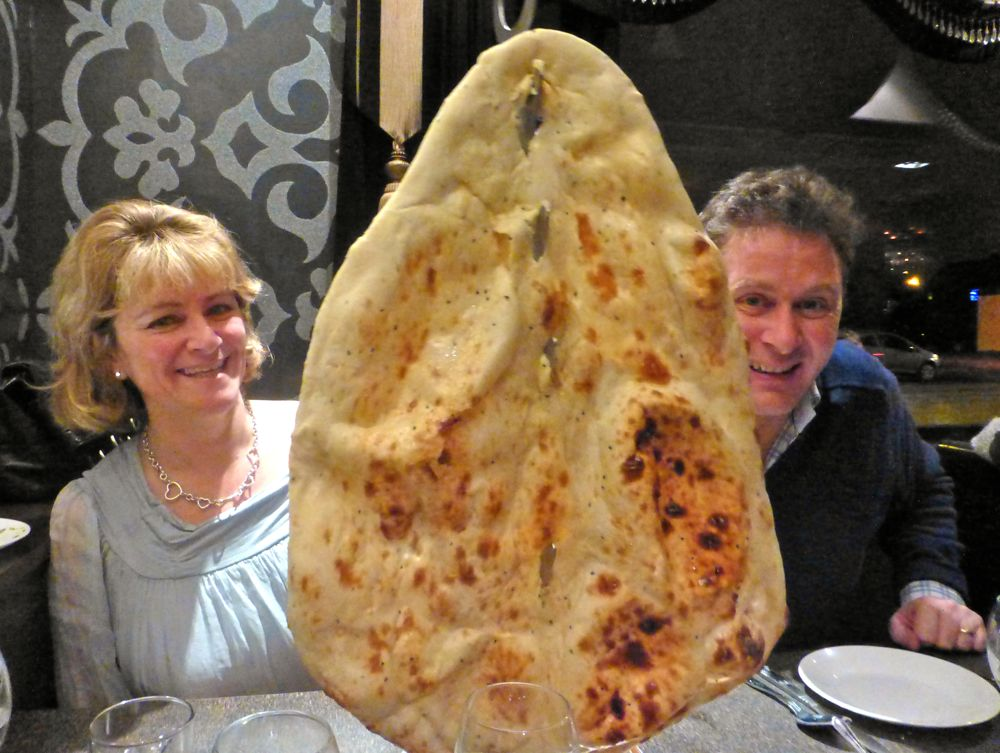 Naans of Bradford.West Yorkshire, England