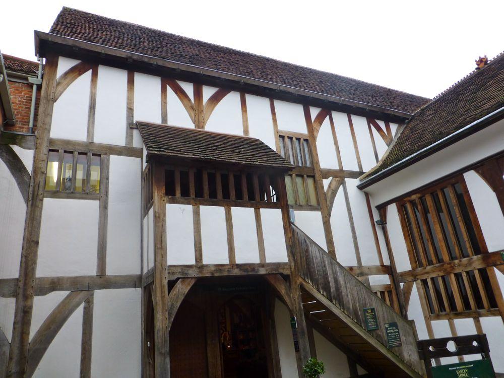 The Barley Hall York, England