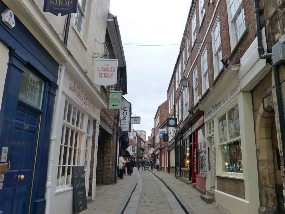 The Shambles York, England