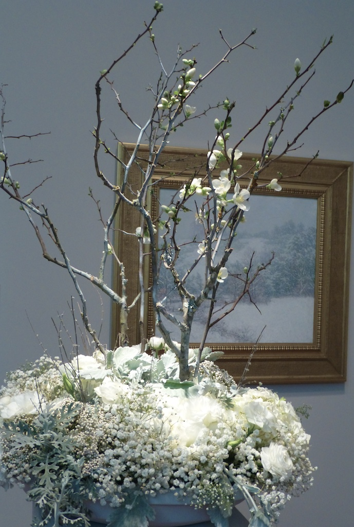 Bouquets to Art, winter