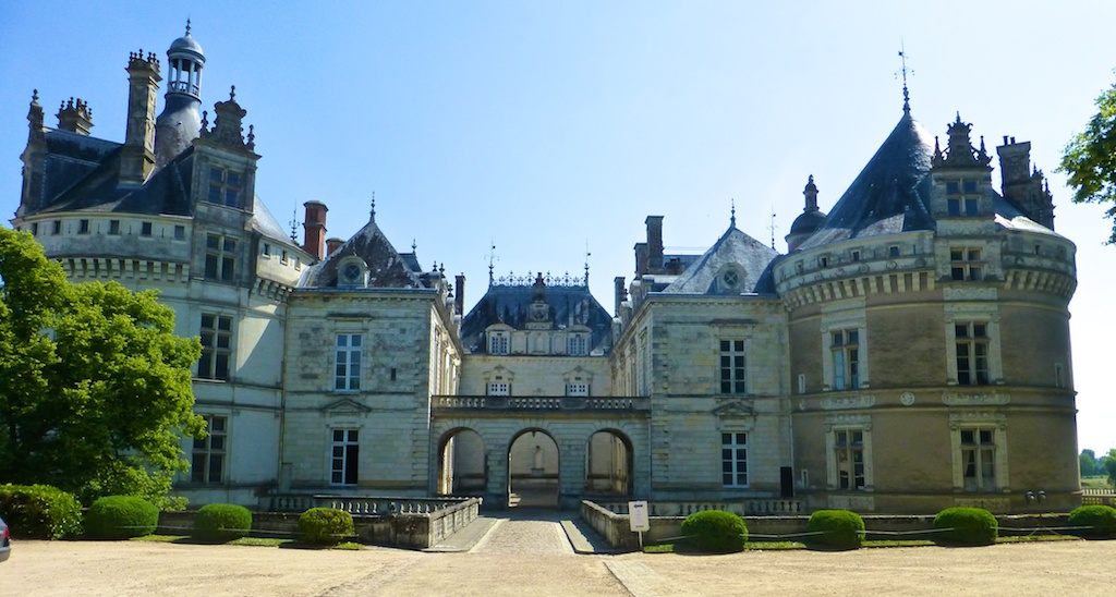 Chateau le Lude, Loire Valley