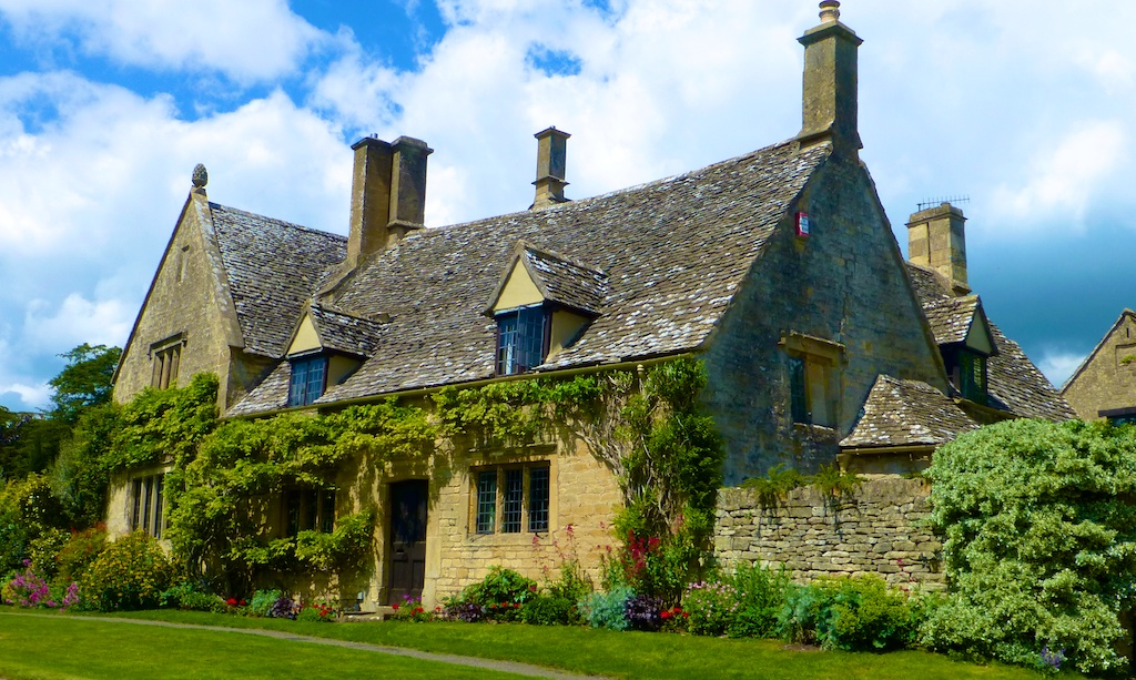 Cotswolds Stone house Chipping Campden