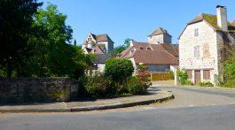 Creysse, Lot, France