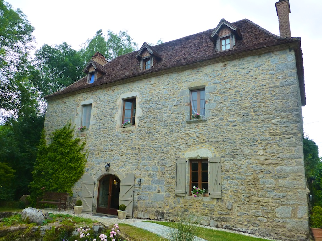 Moulin du Goth Creysse, Lot France