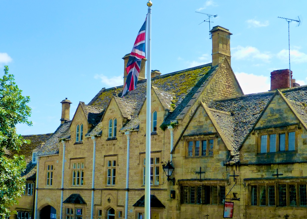 Chipping Campden in the Cotswolds, England