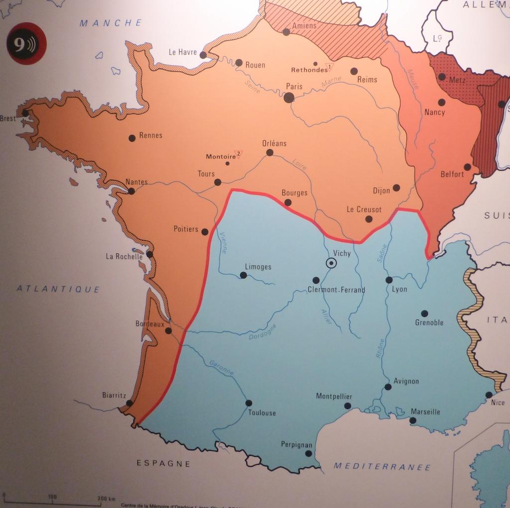 Nazi occupation of France World War II