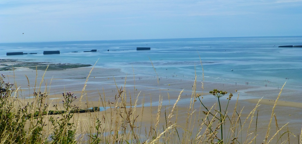Port Winston, Arramanches, D Day Invasion June 6th 1944