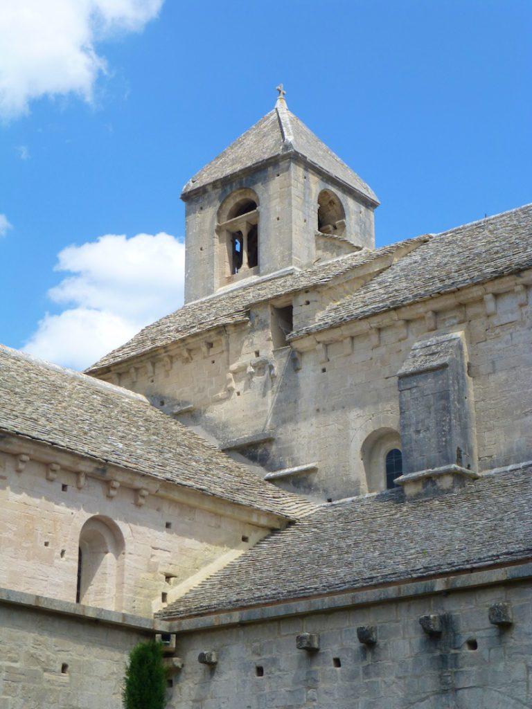 Tower l'Abbaye Notre-Dame de Sénanque, Provence, France