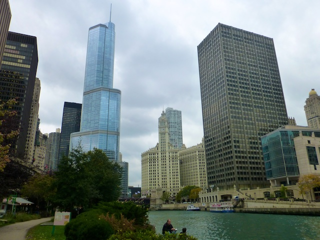 Chicago, a modern American city