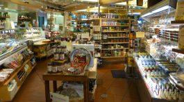 In Market Hall, Rockridge, Gourmet Grocery store, Oakland, California