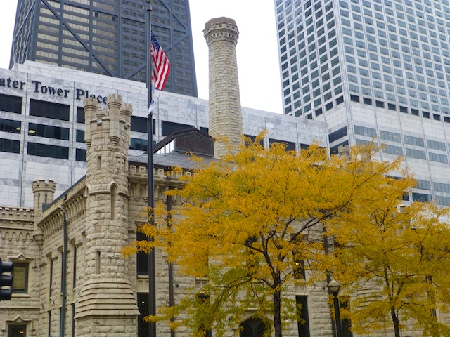 19th century buildings of Chicago