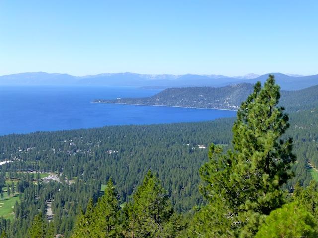 North Shore Lake Tahoe, California