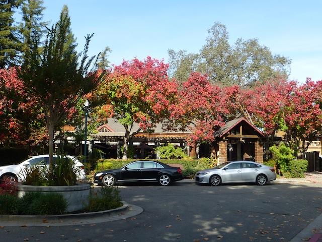 Bridges Restaurant, Danville CA