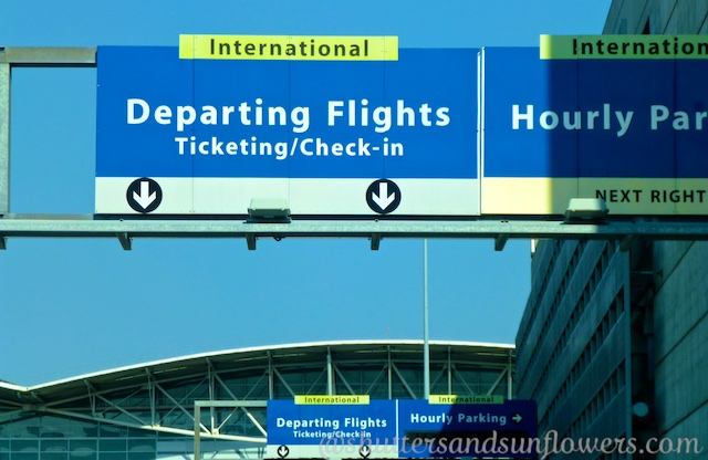 San Francisco International Airport, departures