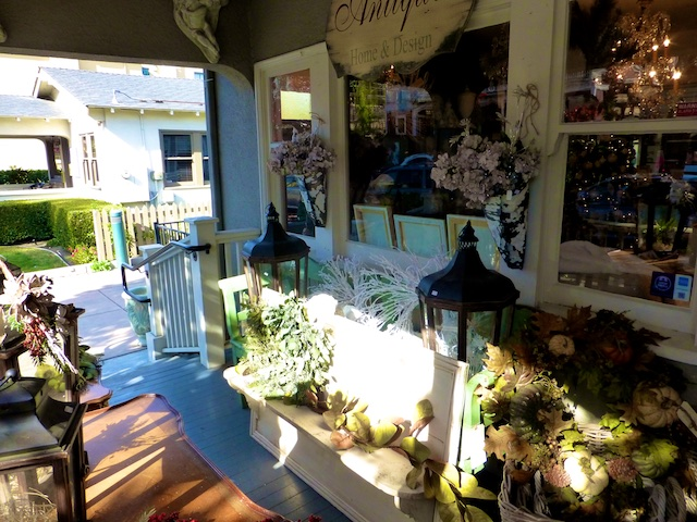 Sweet Magnollias Antique shop, Danville, California