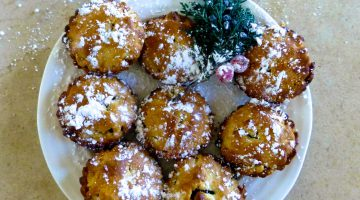 Christmas Traditions in England, mince pies