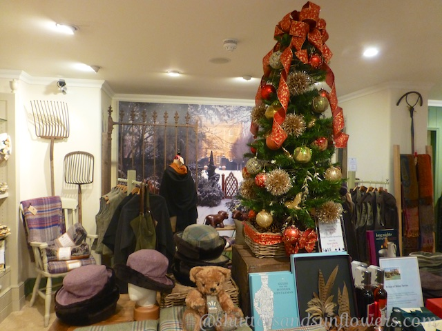 Highgrove House Shop in Tetbury, England