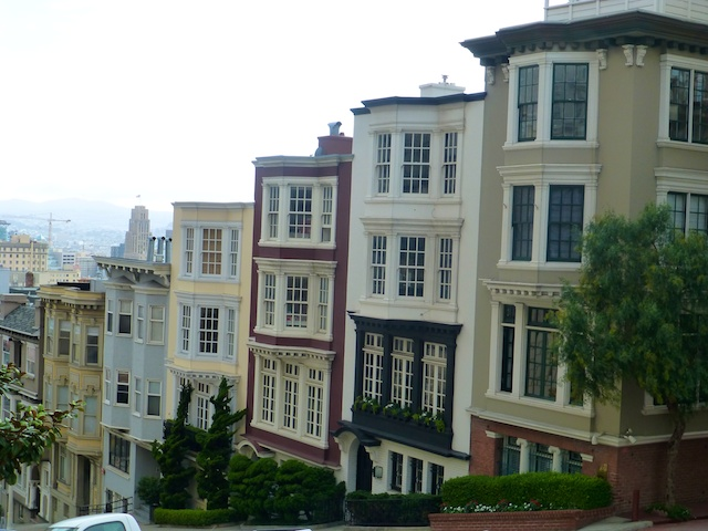 San Francisco's unique properties