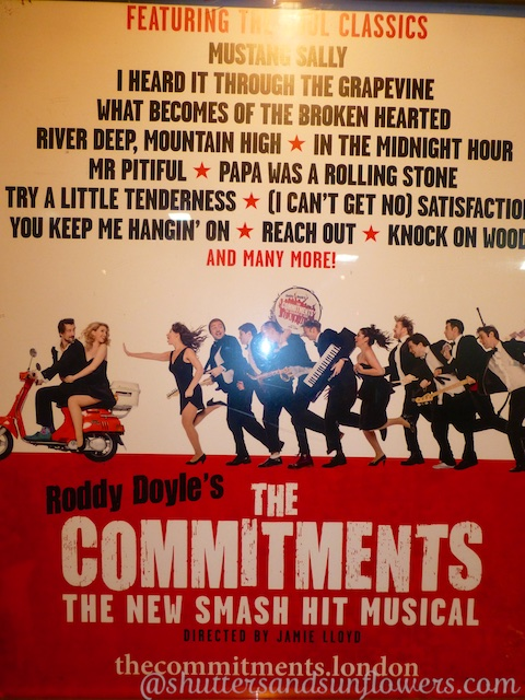 The Commitments Show in London's West End