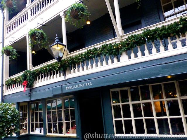 St George's Inn Southwark, London