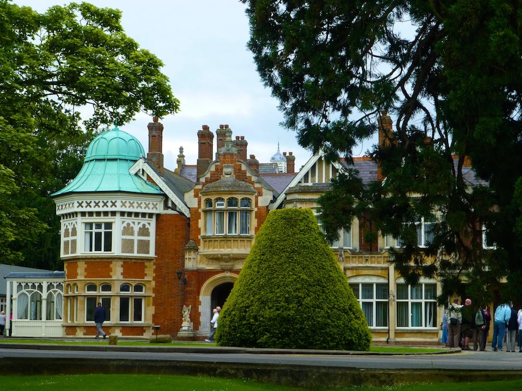 Bletchely Park, England