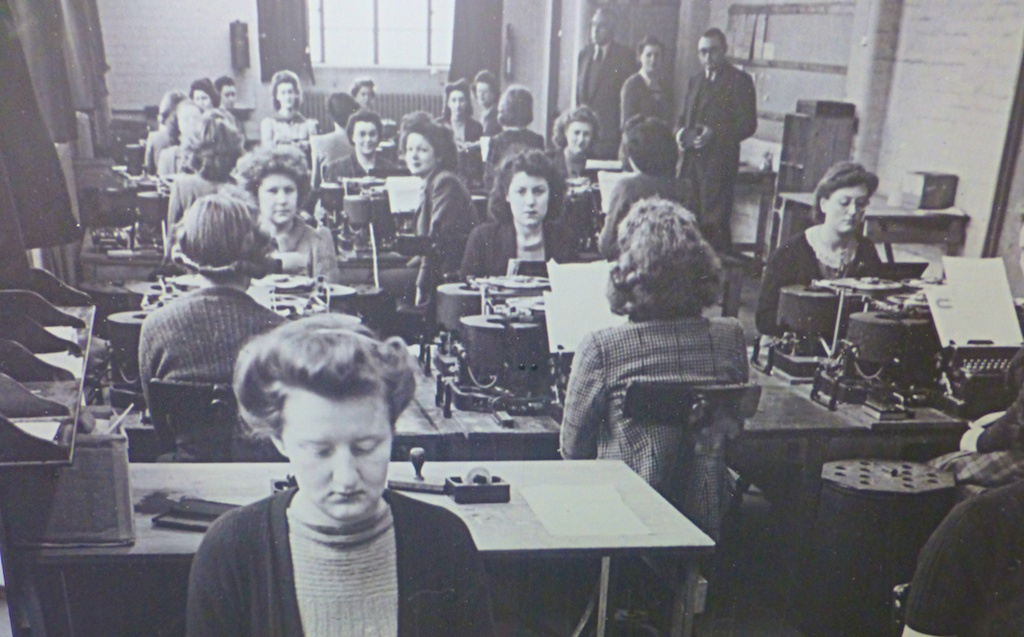 Women who worked at Bletchley Park