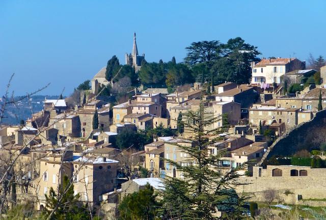 Bonnieux, Luberon, Vaucluse, Provence, France